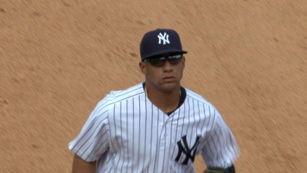 Gleyber Torres opens Yankees camp healthy