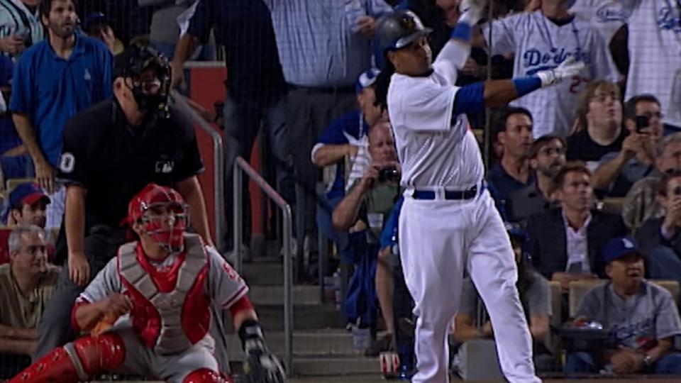 Manny's two-run smash