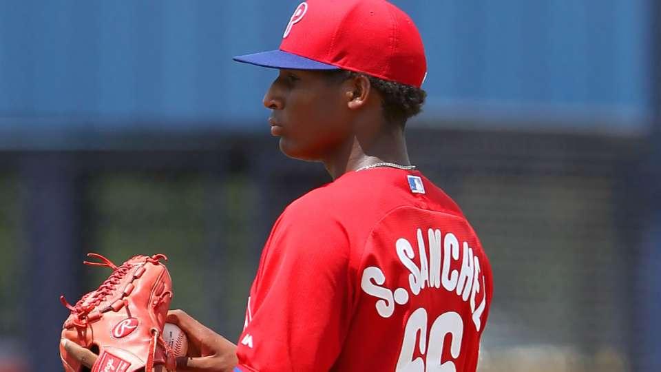 Top Prospects: Sanchez, PHI
