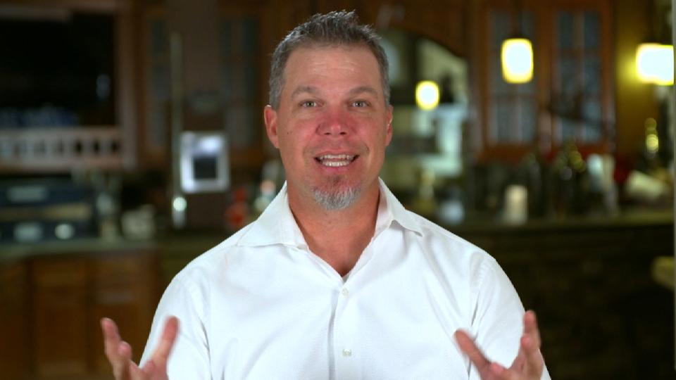 Chipper on significance of HOF