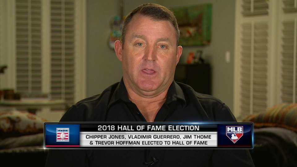 Thome's favorite career stat
