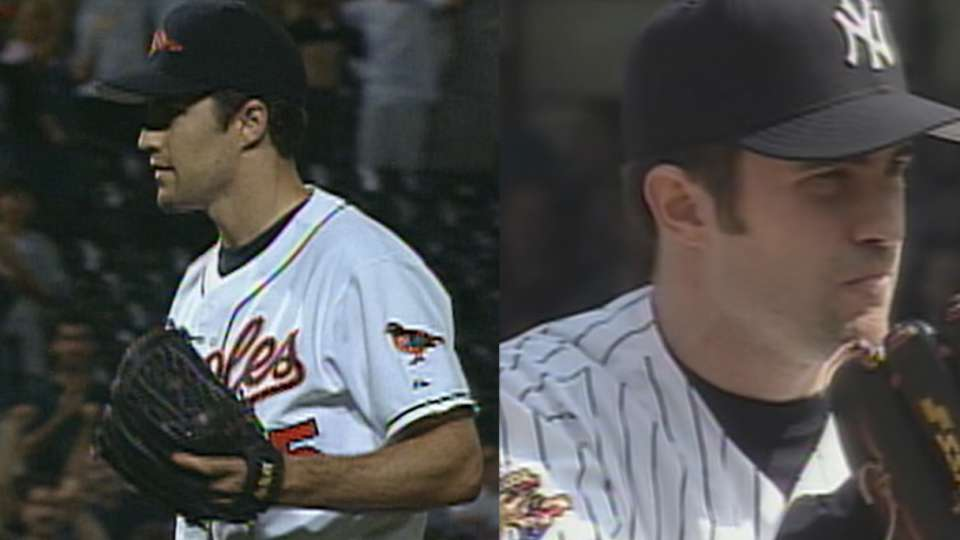 Mussina misses out on HOF