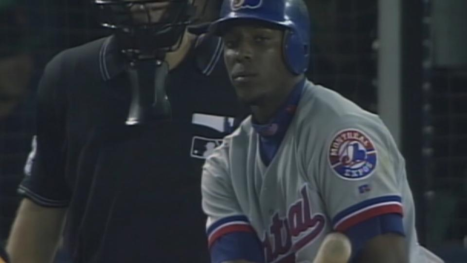 Guerrero on time with Expos