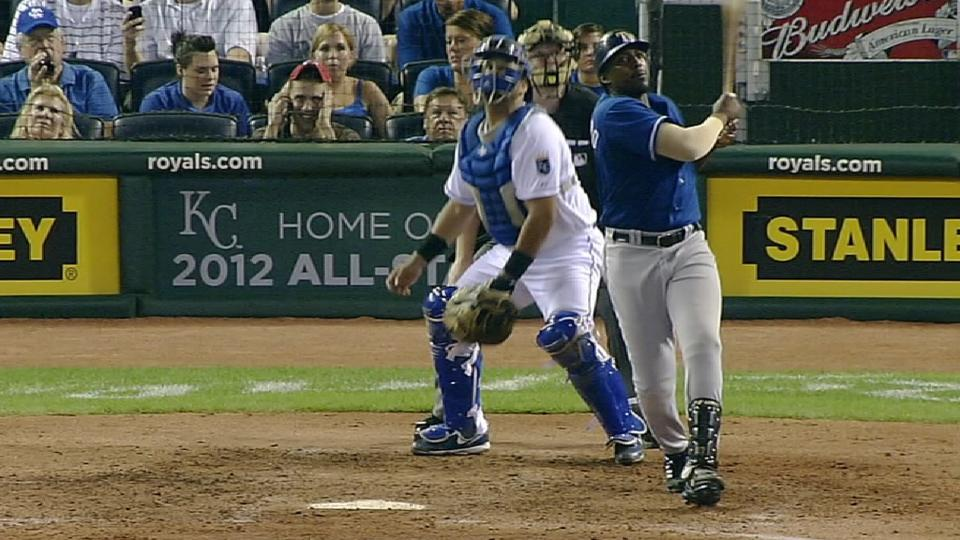 Guerrero on time with Rangers