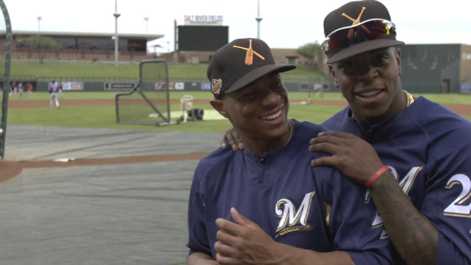 Tight-knit Brewer studs on rise