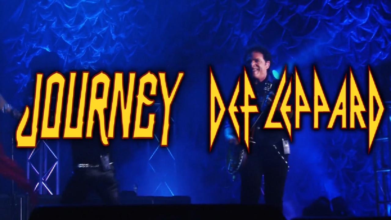 Journey Def Leppard Set To Play