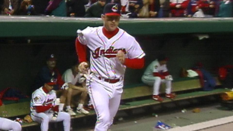 Thome's introduction in Game 3