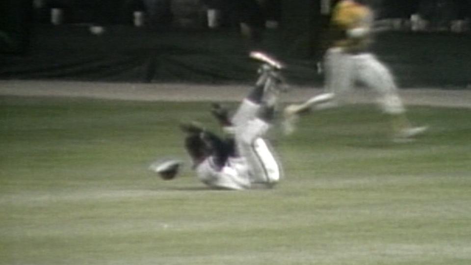 Wilson robs Evans of hit