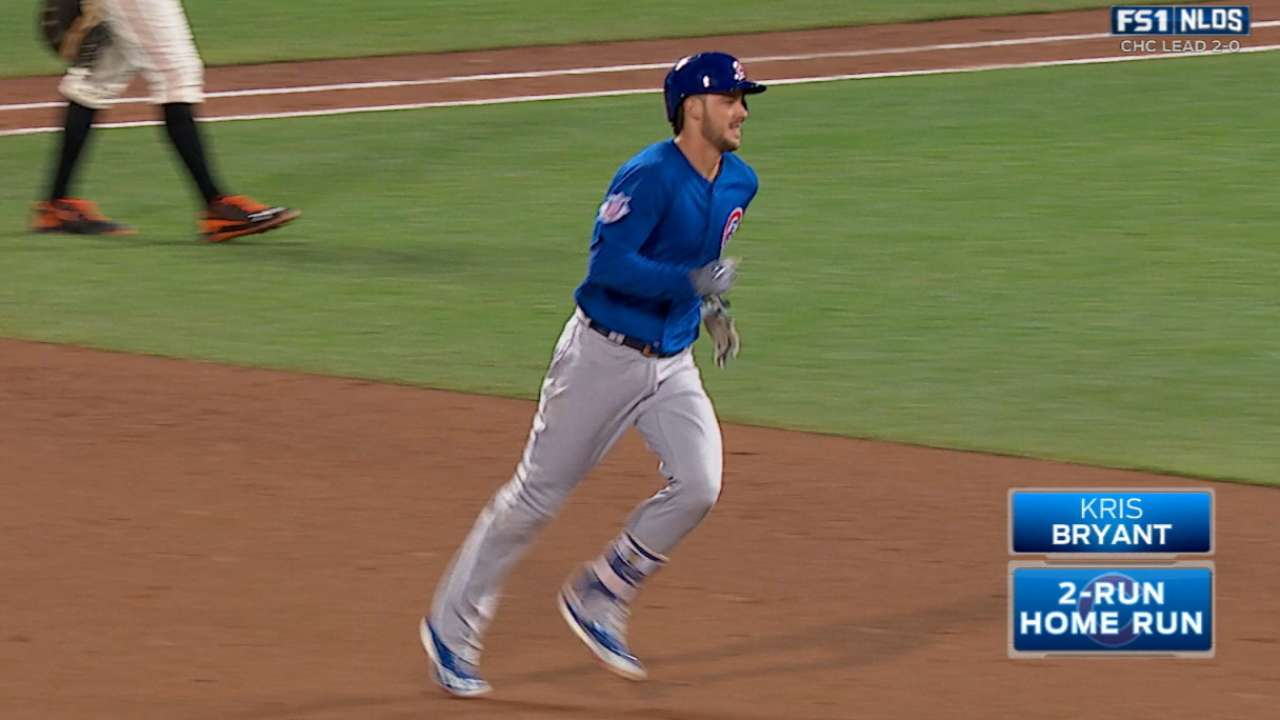 Cubs need Bryzzo to produce for trip to World Series ded289c57