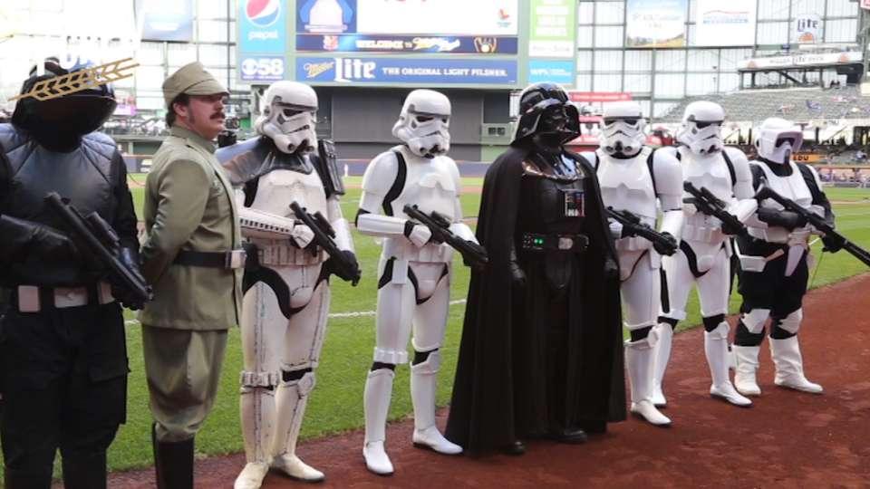 Star Wars Night Recap