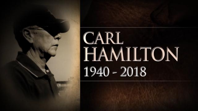 Carl hamilton passes away at 77 seattle mariners sciox Gallery