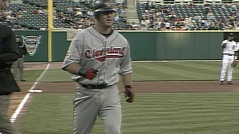 Thome passes Belle