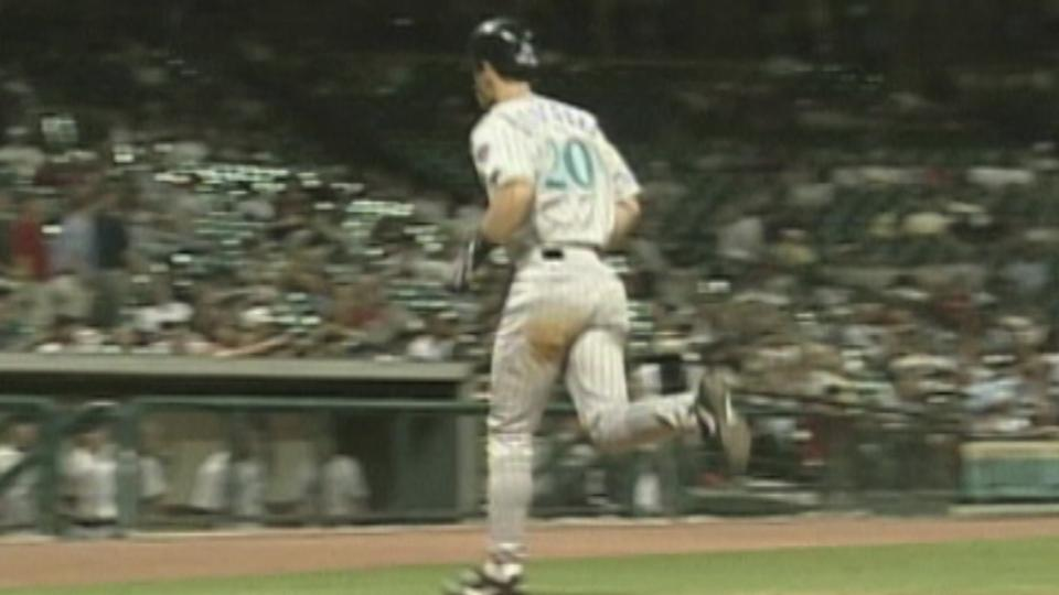 Gonzo hits for the cycle