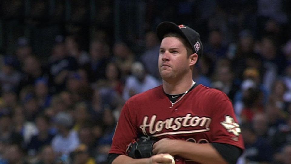 Norris' four strikeouts