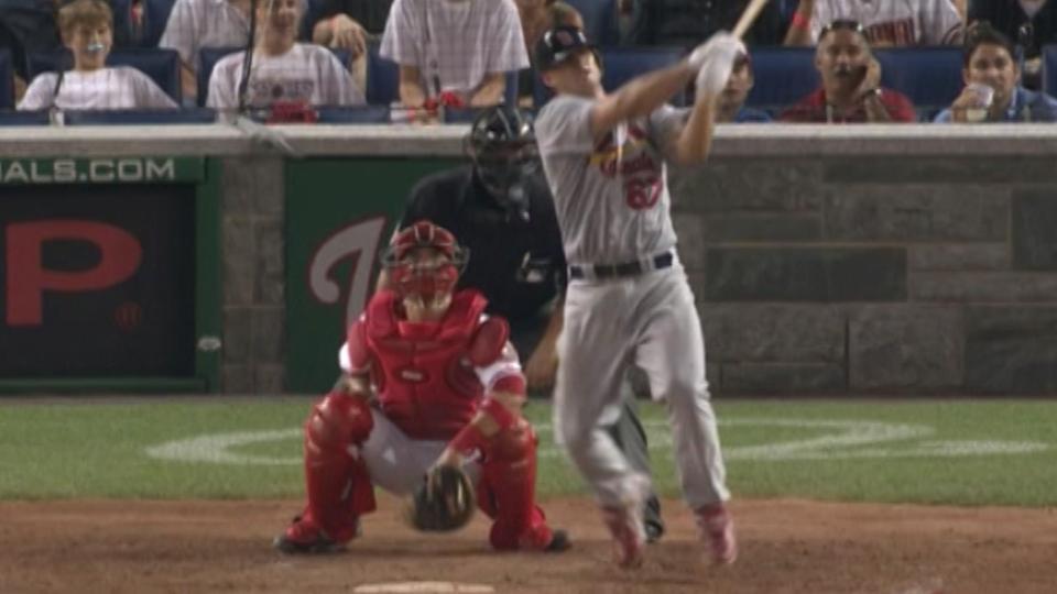 Worrell's three-run homer