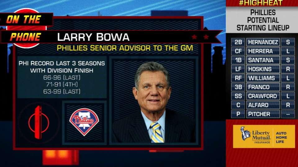 Bowa on 2018 Phillies