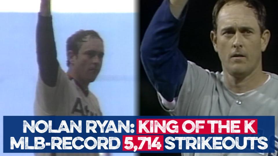 Nolan Ryan: King of the K