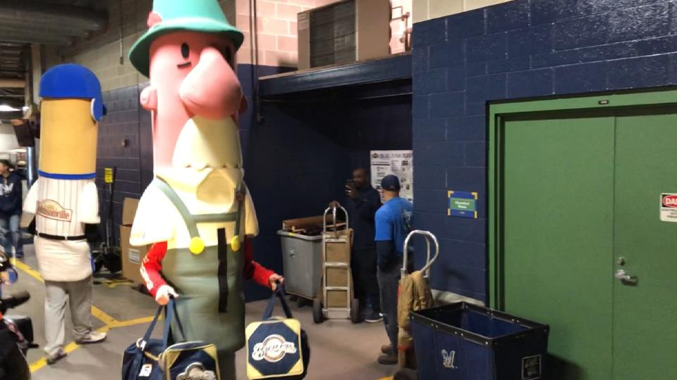 Brewers' Truck Day