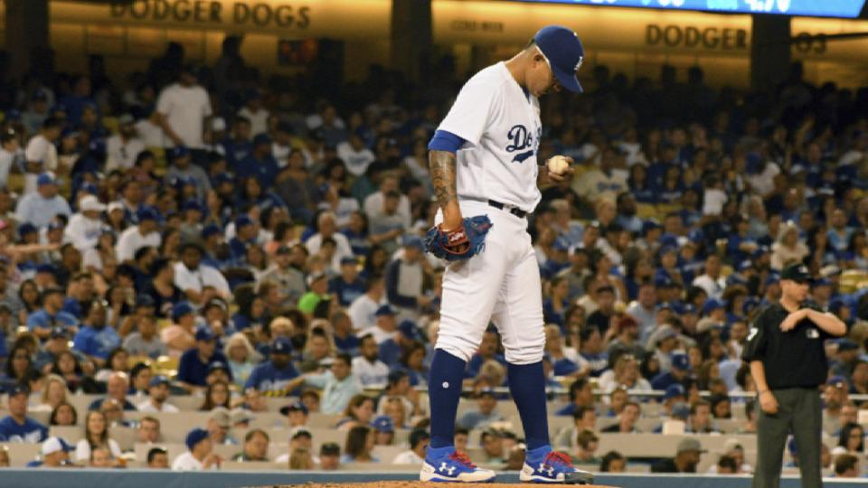 Urias' road to recovery