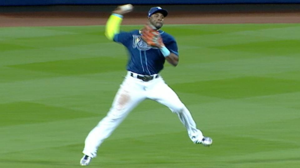 Hechavarria key to Rays' success