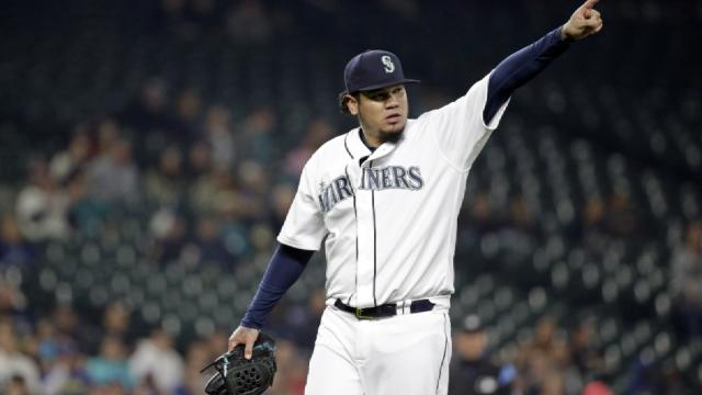 Mariners believe king felix can return to throne seattle mariners sciox Gallery