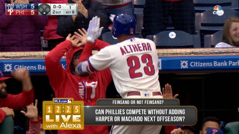 Feinsand on Phillies' future