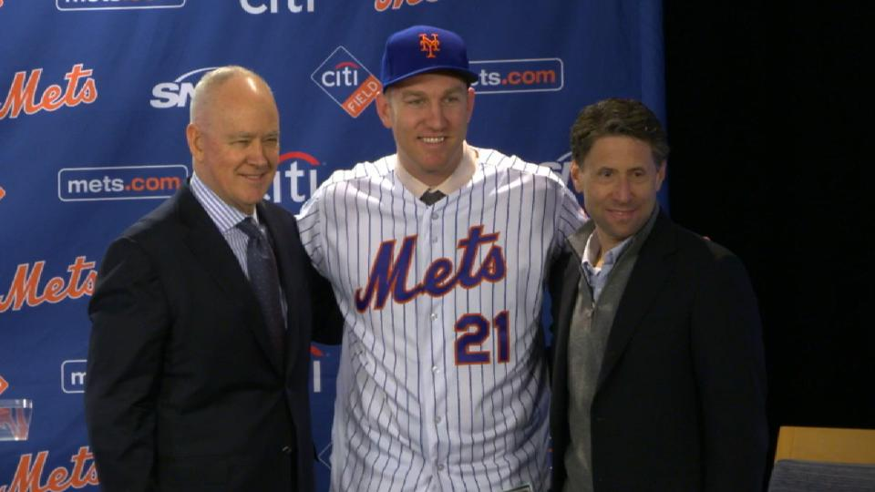 Frazier, Mets excited for 2018