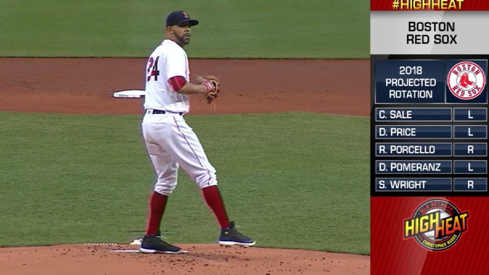 High Heat: Red Sox rundown