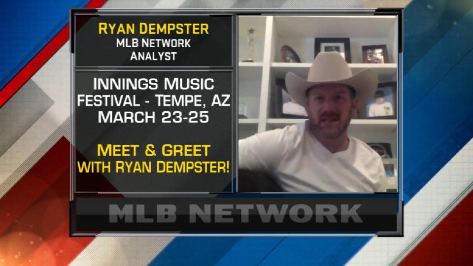 Hot Stove: Ryan Dempster