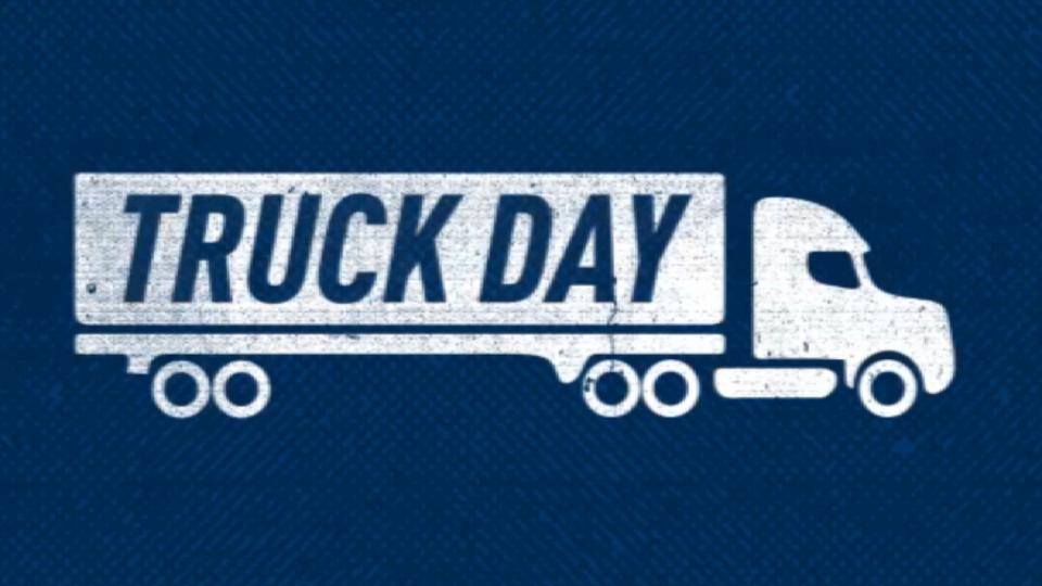 Mariners Truck Day