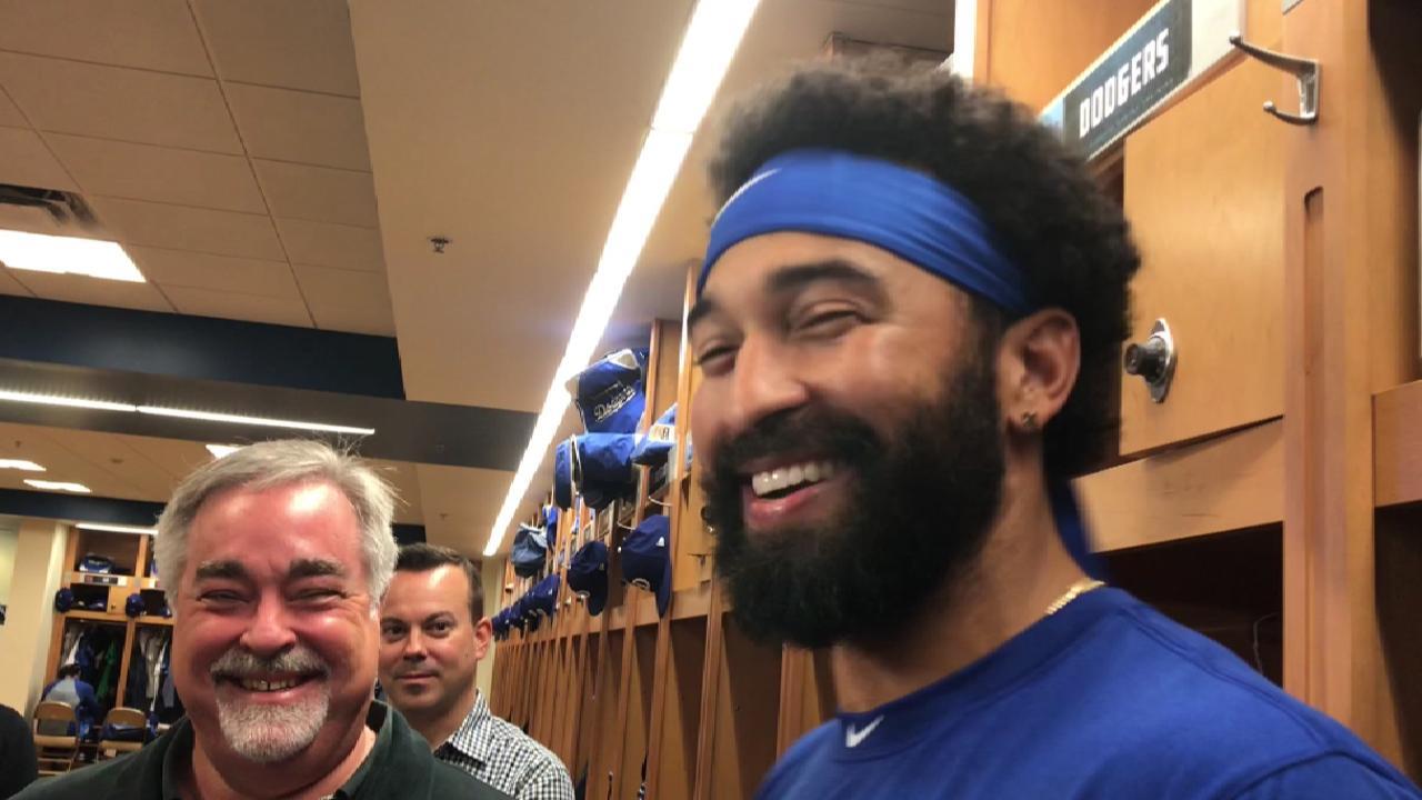 Kemp on return to Dodgers | MLB.com