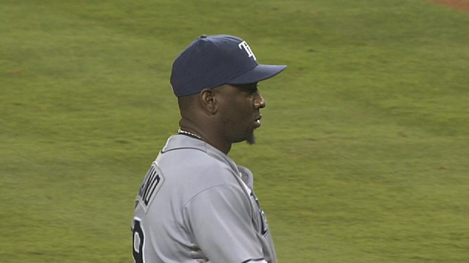 Soriano's immaculate inning