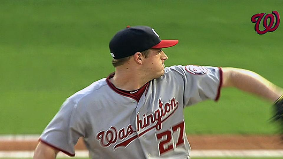 Zimmermann's immaculate inning