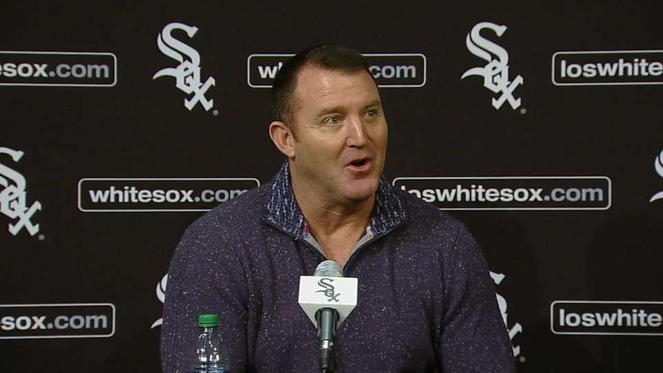 Thome on life since HOF election