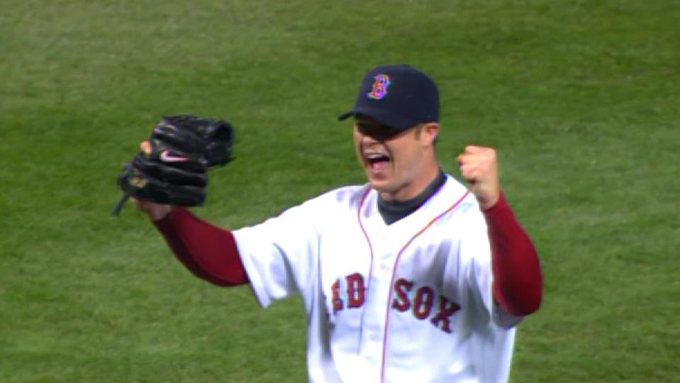 Lester completes no-hitter