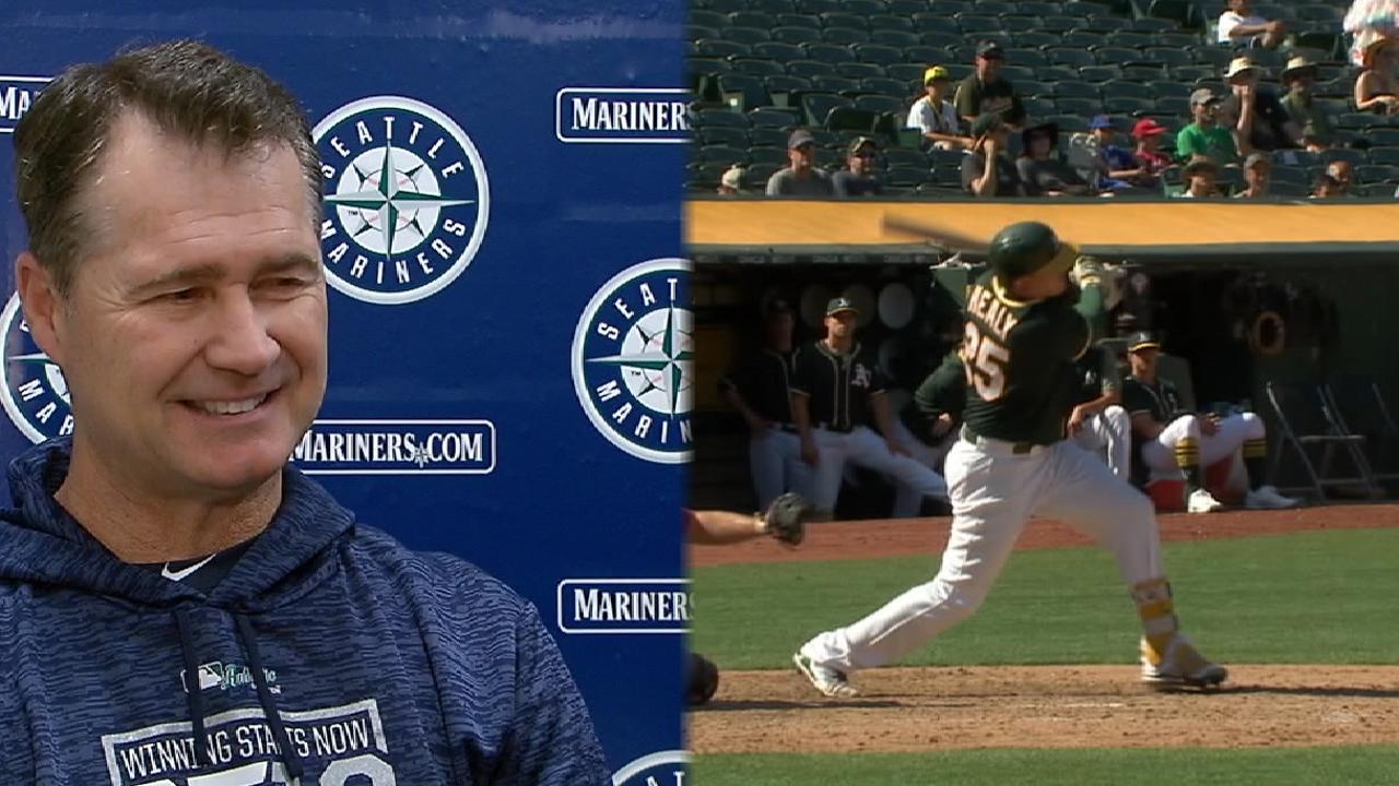Mariners news seattle mariners healy out 4 to 6 weeks following hand surgery sciox Gallery