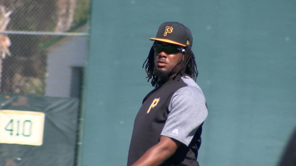 Hurdle on Bell's impact with bat