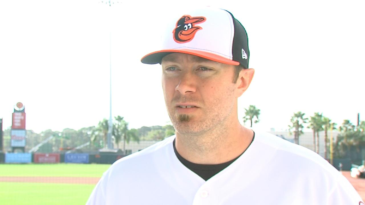 Chris Tillman glad to be back with Orioles | MLB.com