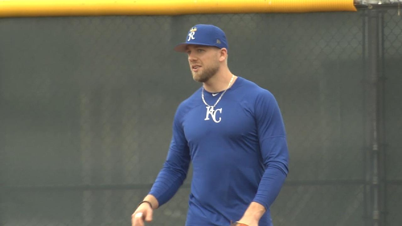 Cody Springs Naked Complete cody asche looking to earn job with royals | kansas city royals