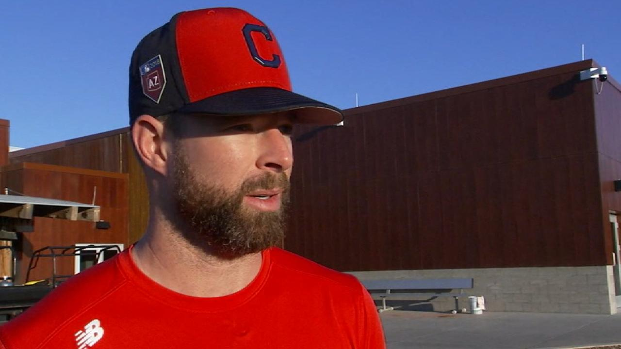 Kluber To Build On 2017 Success