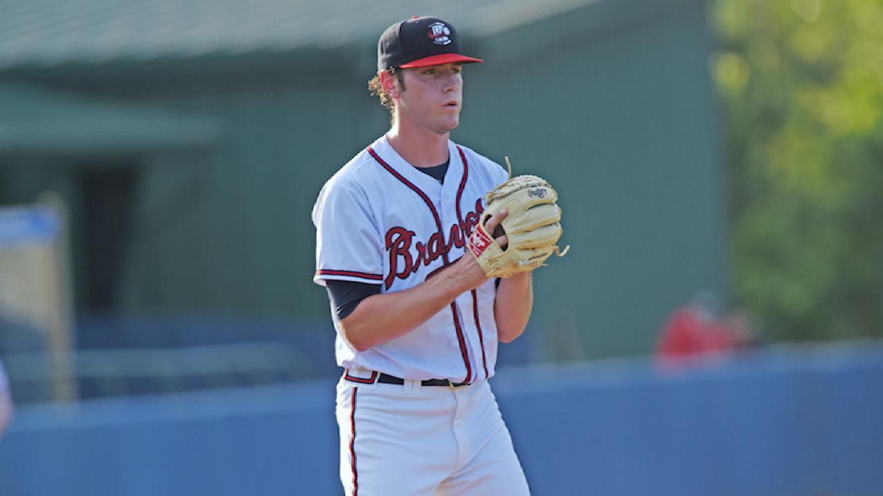 Atlanta Braves\' Joey Wentz Q&A | MLB.com