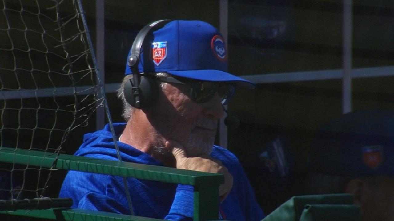 Cubs out to make 2018 campaign a work of art  5f57aeb2a91
