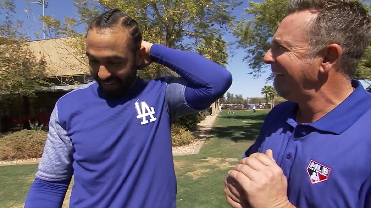 Kemp On Returning To Dodgers 02272018 Los Angeles Dodgers