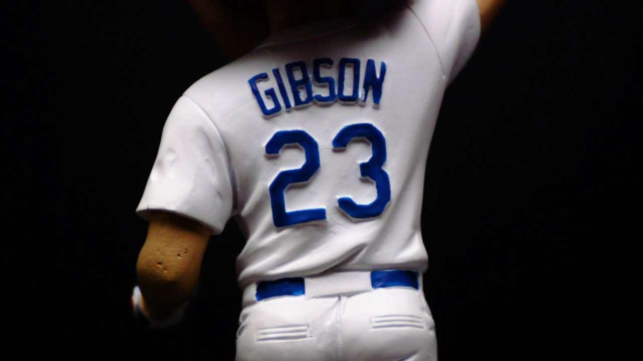 Dodgers Kirk Gibson to raise Parkinson s funds  7823d138da0
