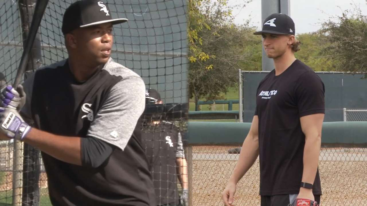 Chicago White Sox Top 30 Prospects List Winter Hat Wh 94 Boast 3 Farm System Again