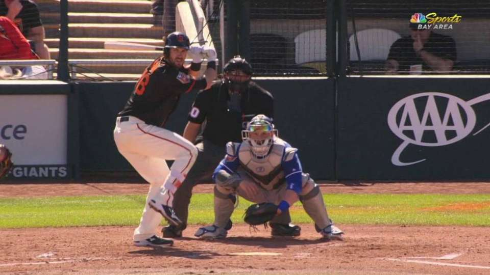 Duggar's solo home run