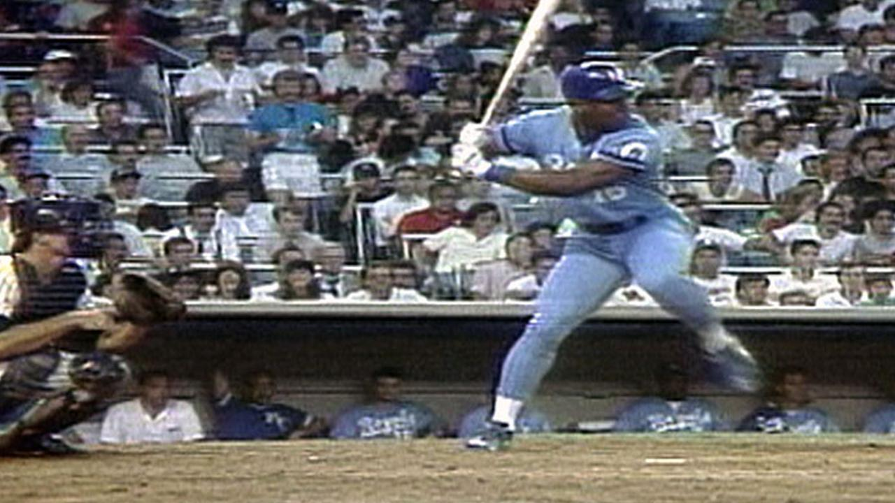 On This Day In 1990 Bo Jackson And Deion Sanders Homered At Yankee