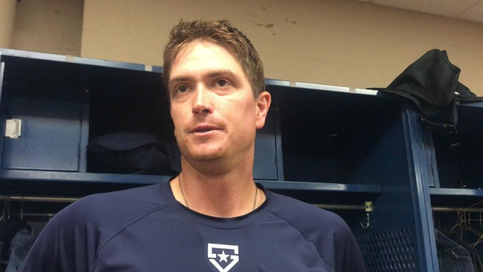 Gibson on outing against Phils