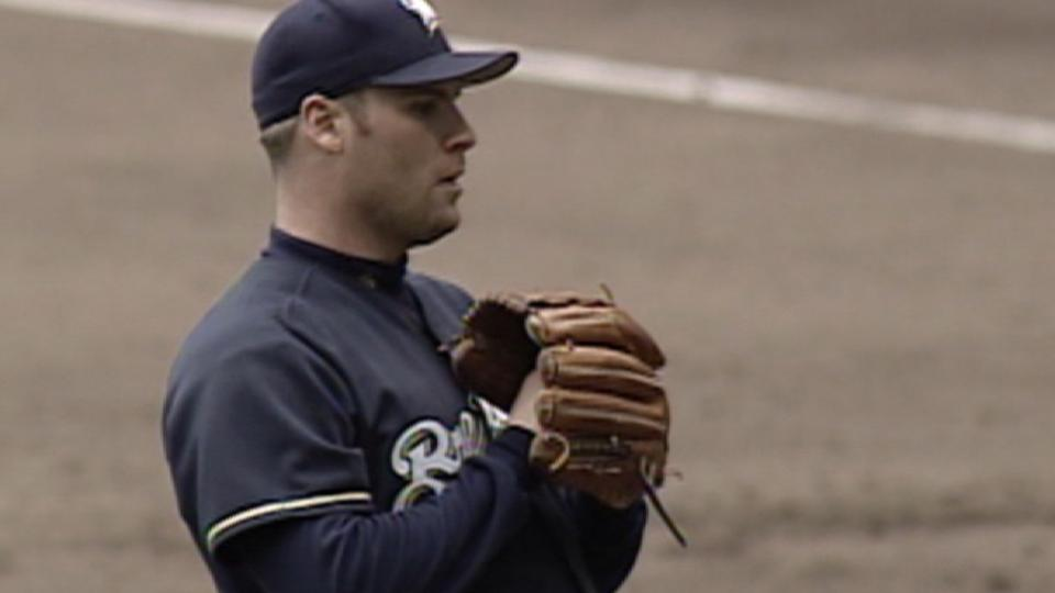 Sheets' immaculate inning