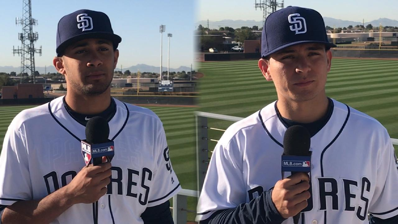 Tatis Jr., Urias ready to shine